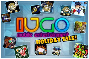 IUGO Holiday Sale