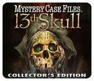Mystery Case Files 13th Skull