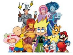 Cookie Jar Characters