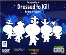 PocketGod Dressed To Kill