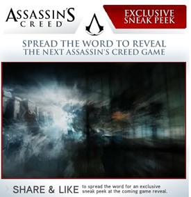 Assassin's Creed Reveal