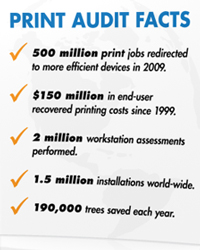 Print Audit Facts