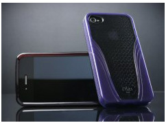 Advanced hybrid design gets a handsome new look with the solo vu for iPhone 4.
