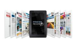 NewspaperDirect for Kindle Fire