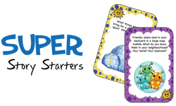 Super Story Starters