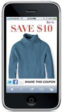 retailcommon sample coupon