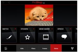 PicShop Extras