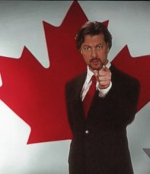 Canadian Video Game Awards Host David Hayter