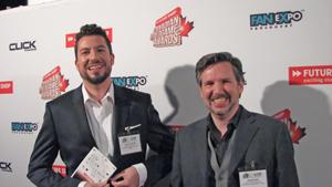 Julien Lavoie & Jason Kee - ESA Canada