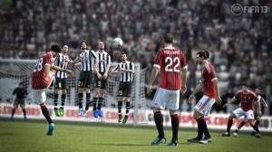FIFA13 Milan freekick