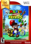 Mario Power Tennis For Wii