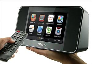 LookeeTV 7'' HD Desktop Internet TV & Radio Player