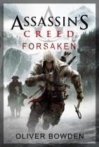 Assassin's Creed III Forsaken Book Cover