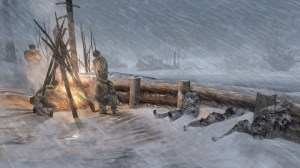 Company of Heroes 2 ColdTech Hypothermia