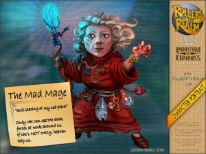Rollers of the Realm Mad Mage