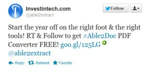 Able2Doc Giveaway
