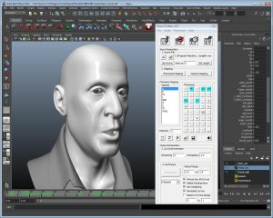 voice-o-matic for maya v2