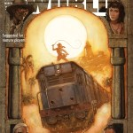 The Secret World Issue 6 Last Train To Cairo