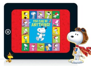 Snoopy's You Can Be Anything