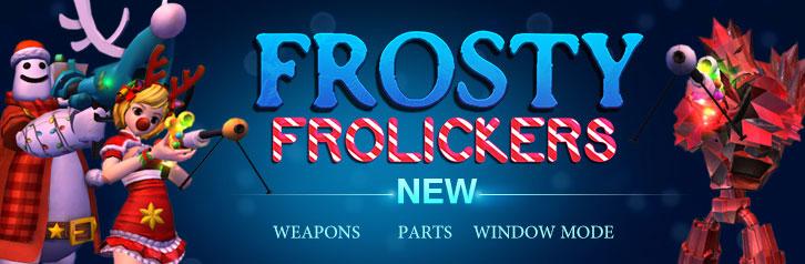 frosty frolickers