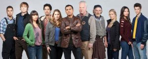 The Cast of Arctic Air