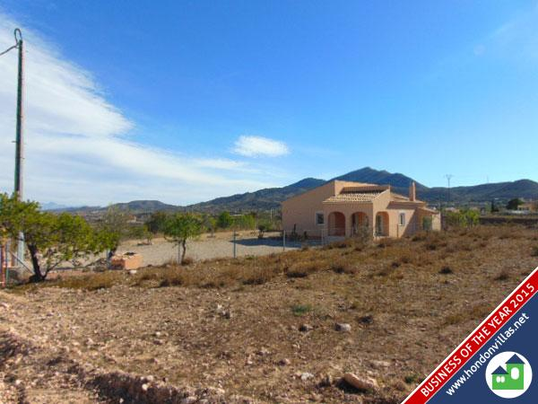 439 Hondon de los Frailes – Detached Villa