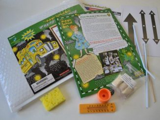 Magic School Bus Science Club Science Experiments – How we mixed up Art, Fun and Science!