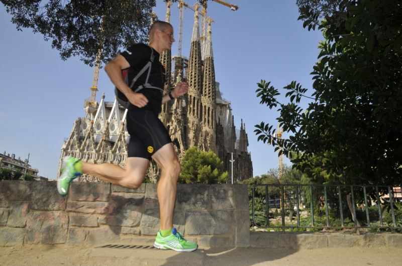Global Runnings Tours in Barcelona. /Picture: Global Runnings Tours.