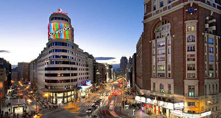 Hotel Vincci Capitol, discover the secrets of one of Madrid's emblematic icons