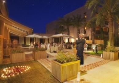 Restaurante Baraka Marbella Hotel Vincci Estrella del Mar