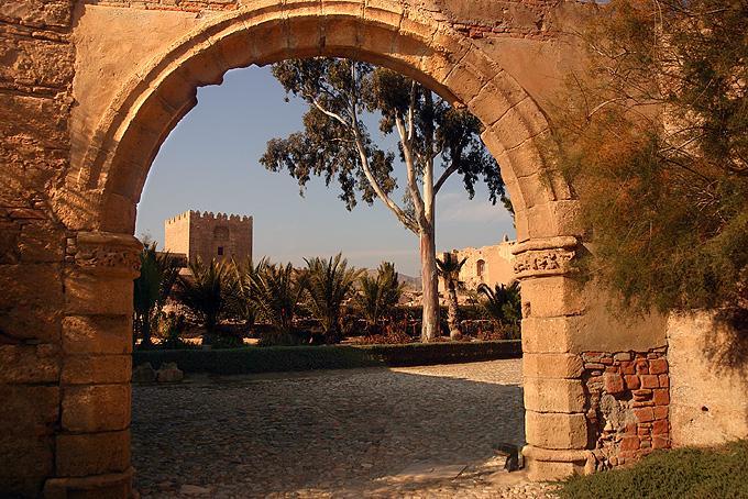 La Alcazaba, Almería. / Foto: Andalucia.org.