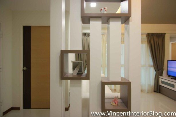 Punggol 4 room hdb renovation part 9 day 40 project for The living room channel 10 renovations