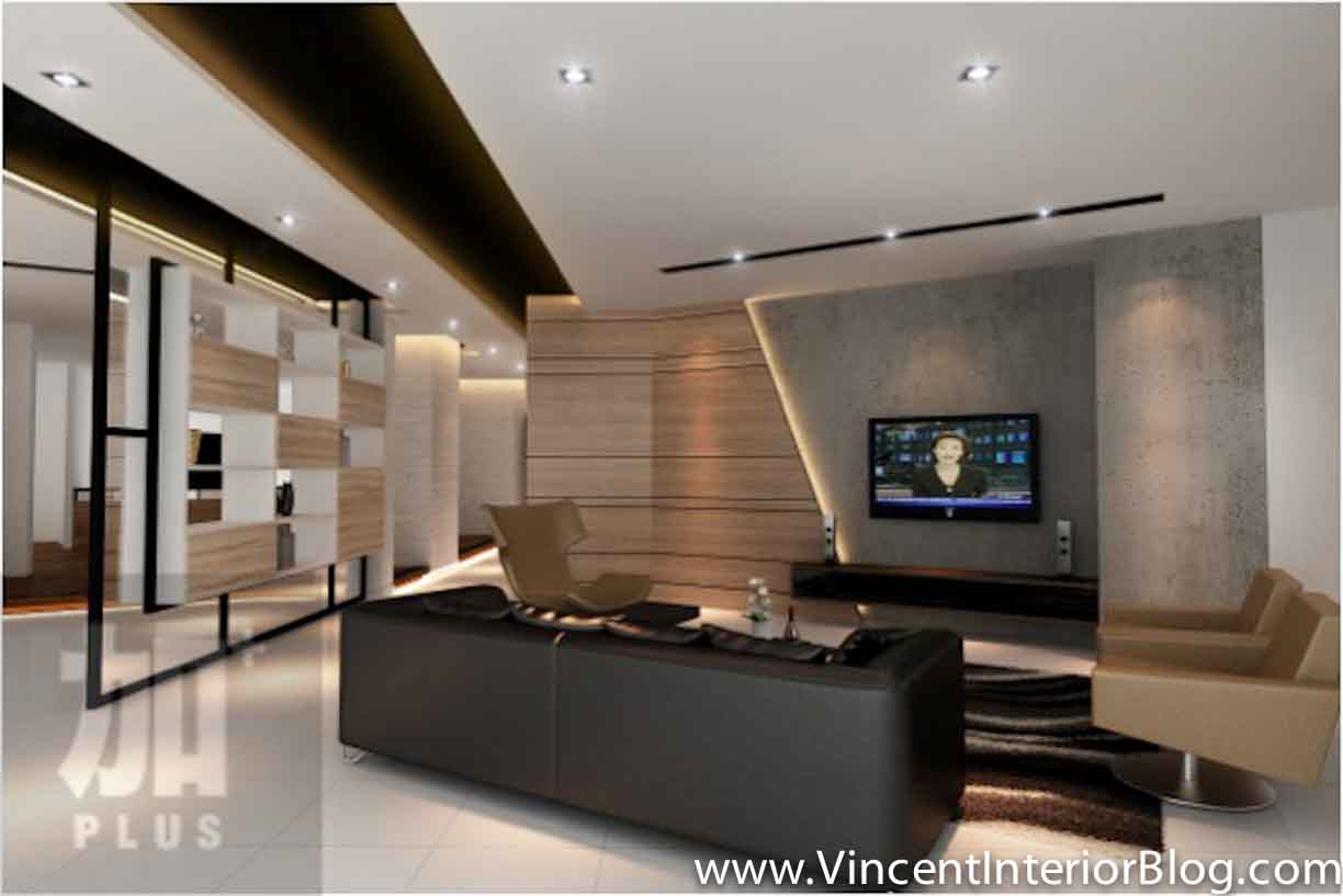 1000 images about feature wall on pinterest - Modern tv rooms design ...