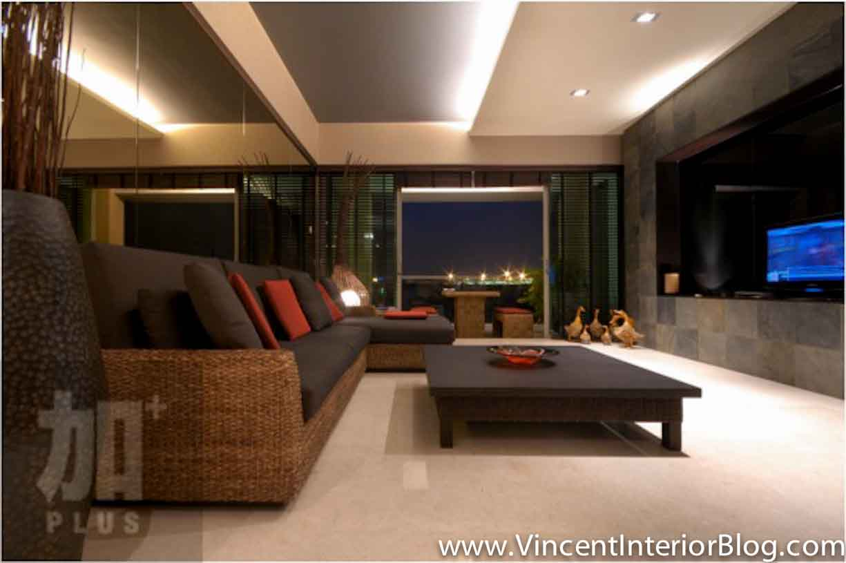 Zen living room ideas modern house for Modern zen interior design living room