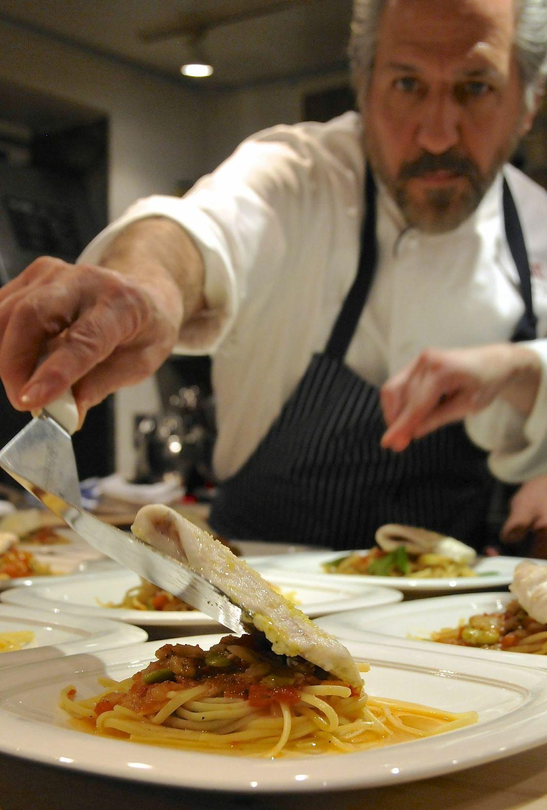 James Beard Dinner 2014