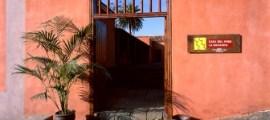 Entrada Casa del Vino