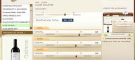 CLOS GALENA 2006 - 91.08 PUNTOS EN WWW.ECATAS.COM POR JOAQUIN PARRA WINE UP
