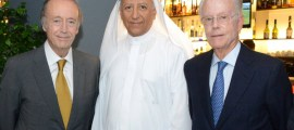 Miguel A. Torres, Abdulla MohammedJuma vicechairman BMMI Juan M Torres