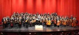 orquesta sinfónica en teatros del canal