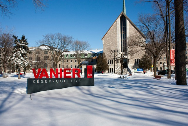 A Helping Hand from Vanier
