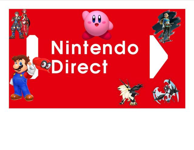 Nintendo Direct Headlines: September 2017