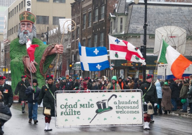 What Makes the Best Saint Patrick's Day Float?