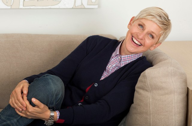 Ellen DeGeneres Visits Montreal for a Q & A Session