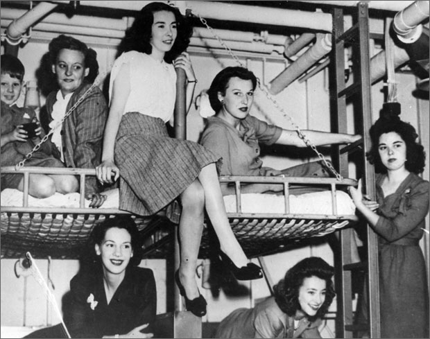 Canadian War Brides 1940s