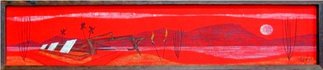 Tiki art by Tiki Bosko