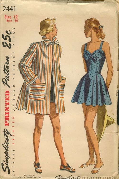 1947-beach-coat-for-women-vintage-pattern