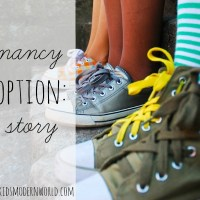 Pregnancy + Adoption: Our Story