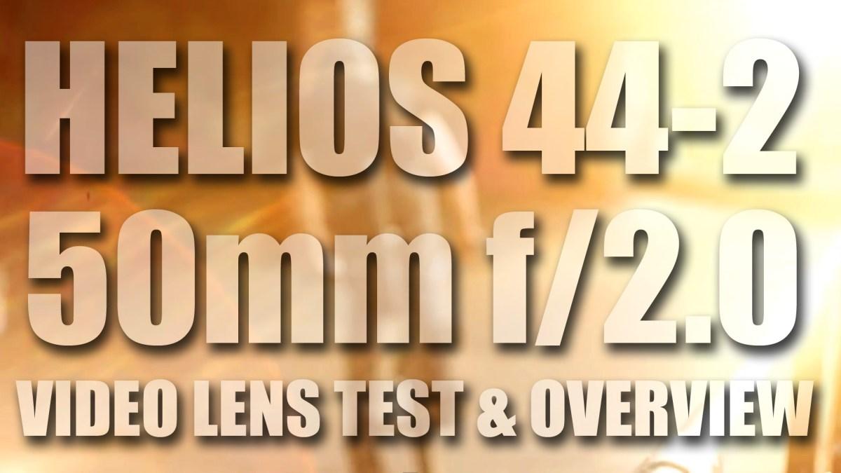 Helios 44-2 58mm f/2   My Favorite Vintage Lens