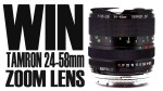 WIN TAMRON 24-48MM LENS | GIVEAWAY
