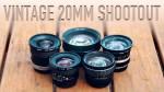 Vintage 20mm Shootout